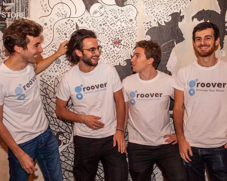 MusiTech : Groover garantit aux musiciens d'être écoutés par les labels