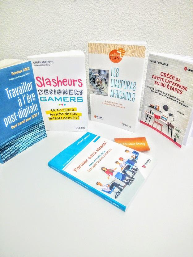 Lecture : Top 5 des derniers livres pour entrepreneurs à se procurer