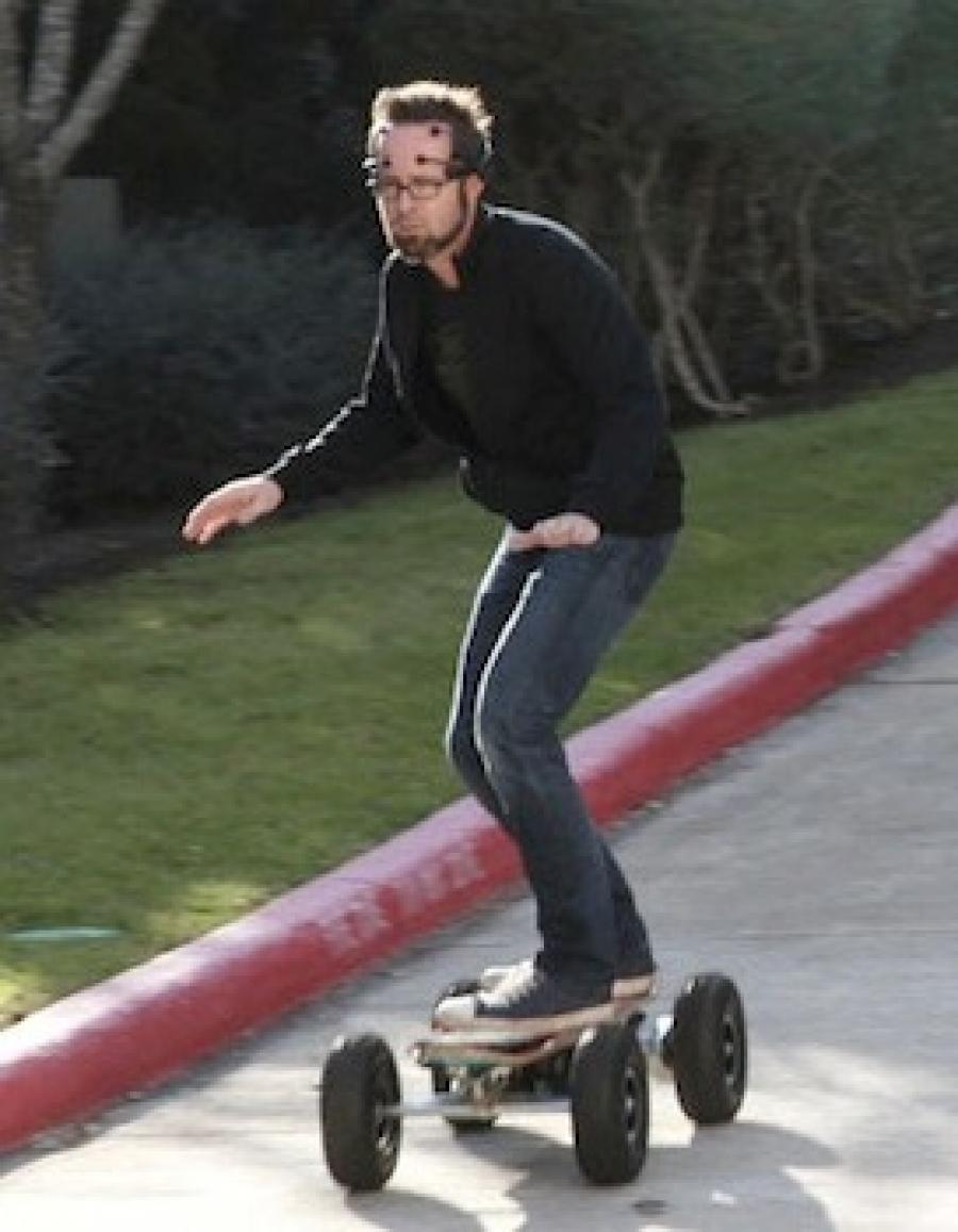 Laissez votre pens e guider votre skateboard - Invention du skateboard ...