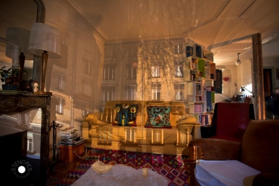Le paysage ext rieur l int rieur de mon appartement for Paysage interieur exterieur